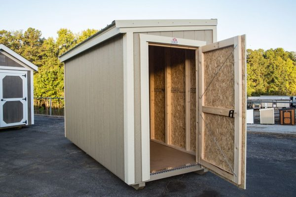 Metro garden shed