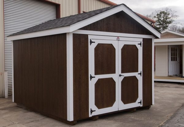 Painted Metro Garden Shed
