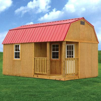 Get the Fishing &Custom Cabins |Rent to own storage shed