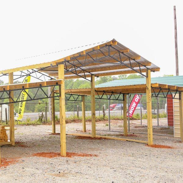 Pole barns for sale