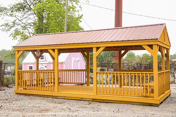 Backyard cabana for sale