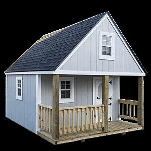 Custom Backyard Playhouses Shed